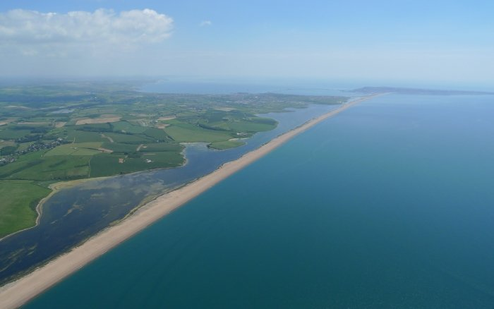 Jurassic Coast Chesil Beach 130614